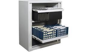 tambour sliding door storage cabinet metal white 1090h x 900w