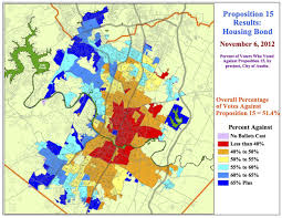 Austin Neighborhood Map by Map How Prop 15 The Affordable Housing Bond Lost Kut