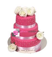 pi ce mont e mariage wedding cake fushia pièce montée mariage gâteau de