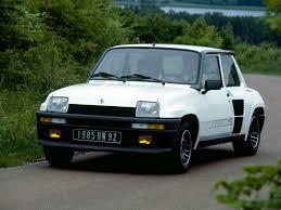 Renault 5 Turbo Specs 1980 1981 1982 1983 1984 Autoevolution