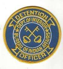 us bureau of indian affairs bureau of indian affairs patch enforcement patches