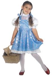 dorothy costume toddler sequin dorothy costume