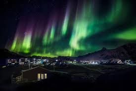 Pictures Of Northern Lights The Northern Lights Visit Greenland