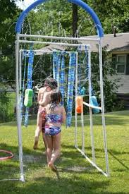 Backyard Fun Ideas For Kids This Is A Cool Website And I Especiallu Love This Kid Wash It