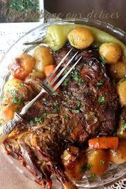 comment cuisiner le collier d agneau gigot d agneau au four recettes faciles recettes rapides de djouza