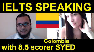 colombia ielts speaking test sles band 6 5 practice online syed 8