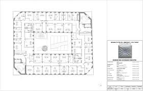 floor plan of an office jean paul viguier architecture project edf office rehabilitation