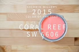 competition for color of the year