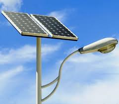 Solar Powered Address Light by Solar Street Light