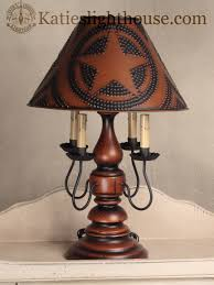 primitive colonial home decor primitive colonial lighting liberty wood table lamp primitive