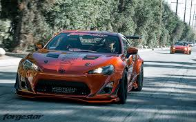 frs car black not 1 but 2 lava rocket bunny widebody scion frs photoshoot