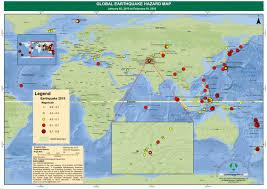 earthquake hazard map global earthquake hazard map january 02 2015 to february 05 2015