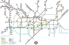 London Metro Map by 17 London Underground Maps You Never Knew You Needed
