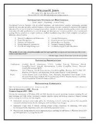 It Resume Templates Examples Of Resumes Best Professional Resume Templates Regarding