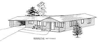 28 unique ranch style house plans tradit hahnow