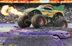 monster jam madusa truck monster jam 2015