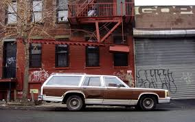 the street peep 1989 ford ltd country squire