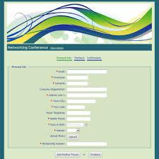 register form sample templates memberpro co