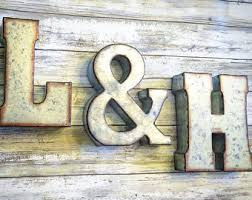 Home Decor Letters Of Alphabet Wall Letter Etsy
