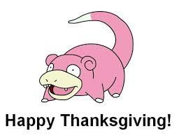 happy thanksgiving guys