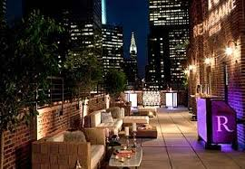Roof Top Bars In Nyc New York Rooftop U0026 Top Floor Restaurant Or Bar