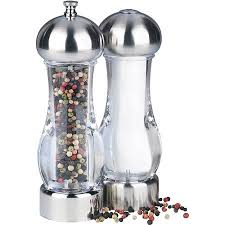 pepper mill and salt shaker set walmart