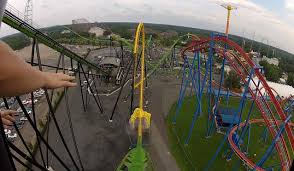 List Of Roller Coasters At Six Flags Great Adventure When Is A Parking Lot Coaster Not A Parking Lot Coaster Forums