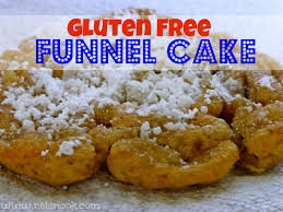 gluten free funnel cake a new twist on a fair favorite