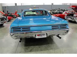 1967 pontiac gto for sale classiccars com cc 996589