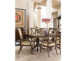 double pedestal dining table dining room furniture thomasville