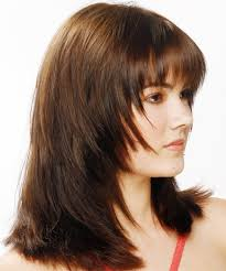 can you have a feathered cut for thick curly hair layered hair razor cuts and one length cuts