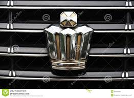 toyota car logo toyota crown logo editorial photography image 20529992
