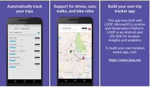 android tracker microsoft garage debuts trip tracker for android neowin