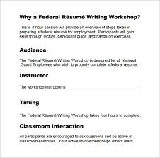 Federal Resume Template Word Government Resume Template Top Government Resume Templates