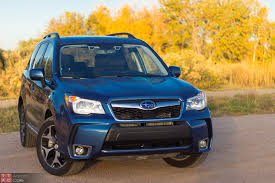 green subaru forester 2016 2016 subaru forester xt review u2013 more isn u0027t always more
