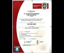 bureau veritas indonesia pt h p metals indonesia