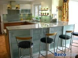 fabriquer une table bar de cuisine hauteur de bar cuisine table de cuisine bar cuisine table format