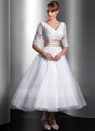 brautkleid aus t ll a linie princess linie v ausschnitt wadenlang tüll brautkleid mit