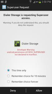 android dialer storage root app superuser by koushik dutta v1 0 1 android development