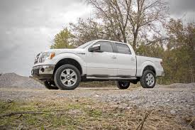 Ford Raptor Lift Kit - 2in leveling strut extensions lift kit for 09 13 ford f 150 pickup
