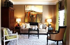 Cozy Living Room by Living Room Warm Cozy Colors Decor Navpa2016