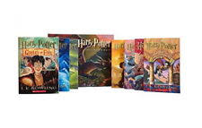 harry potter book collection ebay