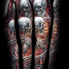 top 70 coolest tattoos for masculine design ideas