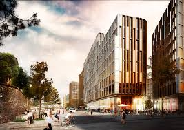 hammer town schmidt hammer lassen wins competition to design mixed use complex