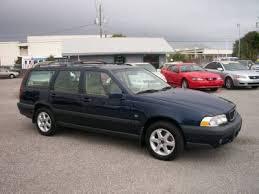1999 Volvo S70 Interior 1999 Volvo V70 Xc Cross Country For Sale