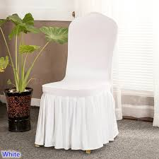 Santa Chair Covers Aliexpress Com Buy Santa Chair Covers With Skirt All Around