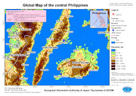 Global Map Of The World by Earthquake In The Central Philippines Oct 2013 Gsi Home Page