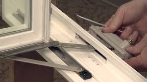 Awning Window Operators How To Replace A Single Arm Operator On A Casement Window Youtube