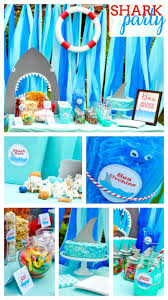 141 best parker u0027s shark party images on pinterest birthday party