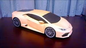 lamborghini transformer gif lamborghini paper model how to make lamborghini paper model